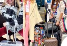 le vip con la valigia