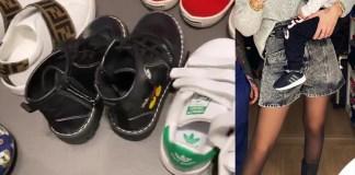 tutte le scarpe di Leone Lucia Ferragni