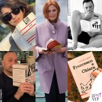 Elisa Isoardi Vanessa Incontrada Tiziano Ferro Joe Bastainic Barbara Alberti libri