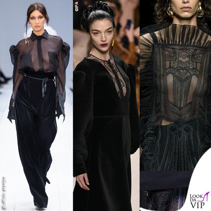 le top alla milano fashion week autunno inverno 2020 2021