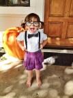 DIY Girl Nerd Halloween Costumes