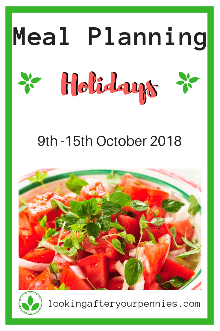 Meal Planning On Holiday. As we are having a couple of nights away this week, I decided to break from tradition and give my top tips for meal planning on holiday. Stay in budget, prevent food waste and still enjoy yourself. #budget #mealplanning #frugalliving #savingmoney