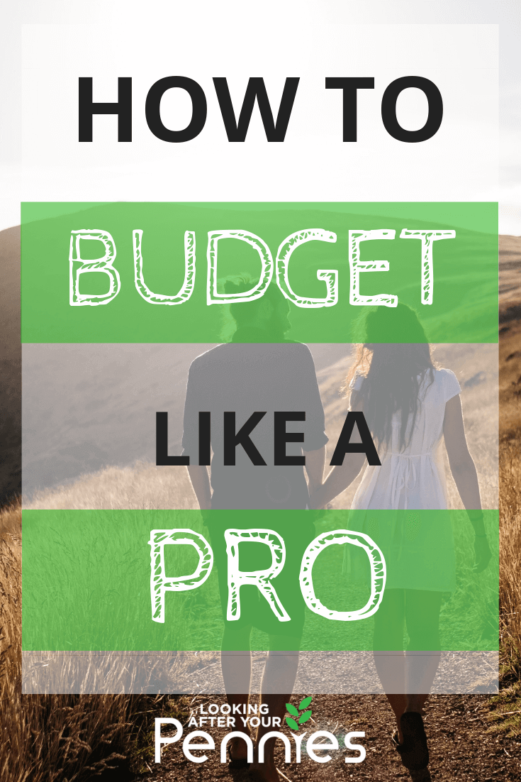how to budget like a pro