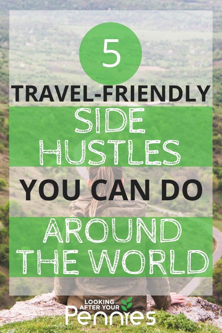 travel-friendly side hustles