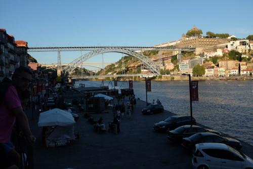 Vista da Ribeira do Porto