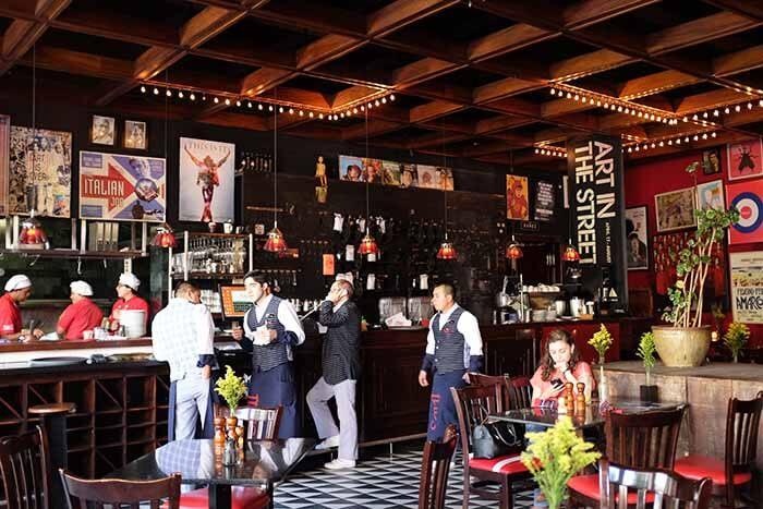 Restaurante Saúl - Centro Histórico