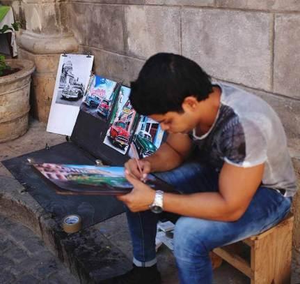 Artistas de rua