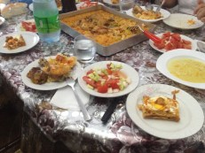 Bajram breakfast! Everything was so good I totally feasted!