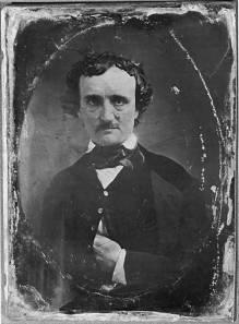 Foto de Edgar Allan Poe.