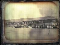 Río de Cincinnati, Ohio. Foto: Fontayne & Porter, 1848.