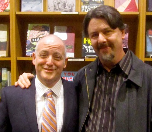 Matt Zoller Seitz and Me