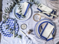 Stylish Paper Plates for Any Dinner Table | Looking Fly on ...