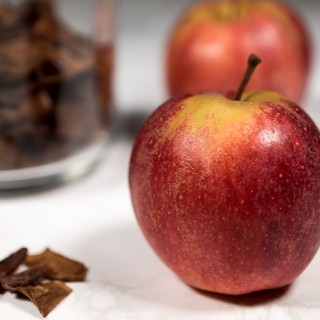 Crunchy Apple Peel Chips – A Healthy Snack and Perfect Addition to Your Breakfast Granola Bowl
