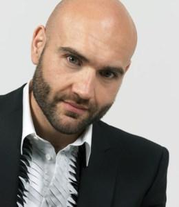 Catalan countertenor Xavier Sabata