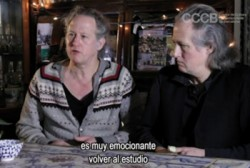 Still from the CCCB film about the Quay Brothers. Photo Alx Phillips.
