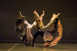 Victor Ullate Ballet's production of El Sur. Photo: © J. Vallinas