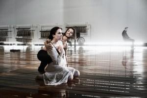 Toneelgroep Amsterdam stage production of De stille kracht - The Hidden Force. Photo: © Jan Versweyveld