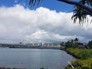 Pearl Harbour Oahu Hawaii