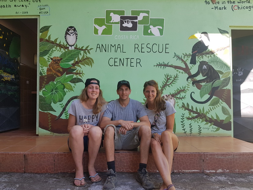 Costa Rica Animal Rescue Center
