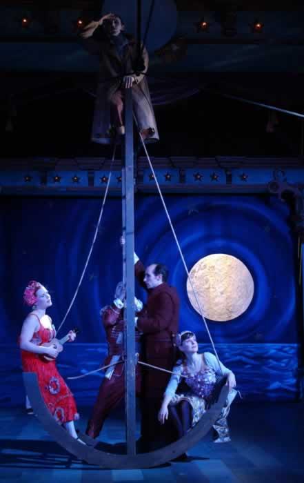La Luna (théâtre) : (théâtre), Lookingglass, Theatre, Company