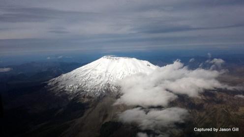Flying Towards Mt. St. Helens (10)