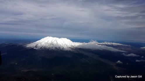 Flying Towards Mt. St. Helens (4)