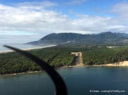 Nehalem Bay Approach