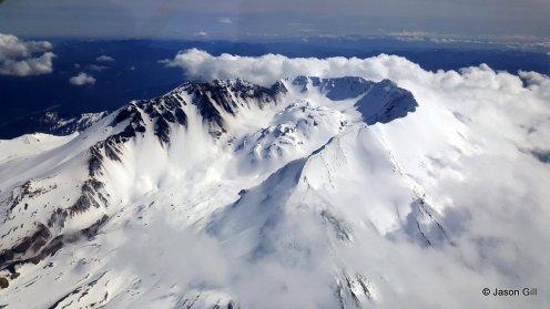 Mt. St. Helens Caldera Center