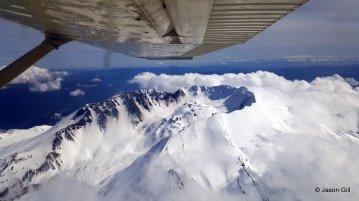 Mt. St. Helens Caldera Wing
