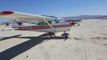 N79434 at Burning Man