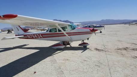 N79434 at Burning Man
