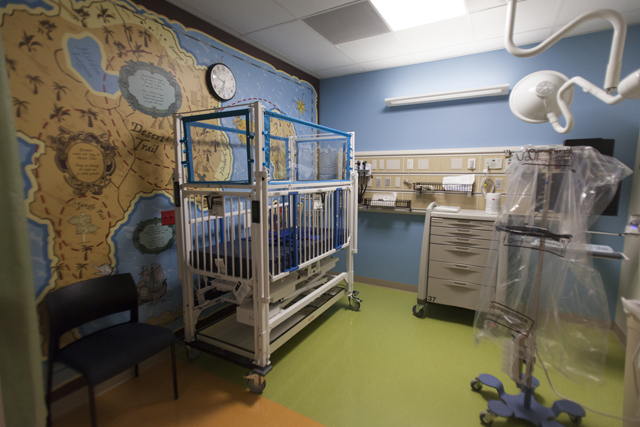 New Kaiser Permanente Oakland Hospital Dazzles with Technology Specialty Care  Kaiser