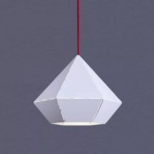 Lampka Diamond wisząca