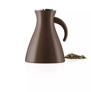 Vacuum jug 1.0l low Coffee brown 1 502945