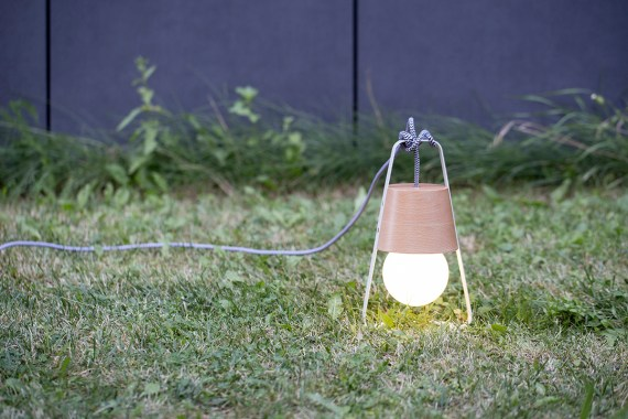 HOP Design – Lantern Lamp 13