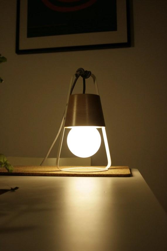 HOP Design – Lantern Lamp 16