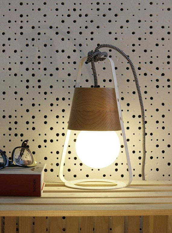 HOP Design – Lantern Lamp 4