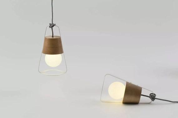 HOP Design – Lantern Lamp 9