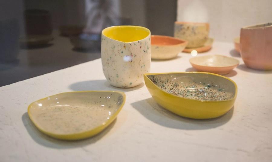 projekty studentów Arena Design 2016 ceramika