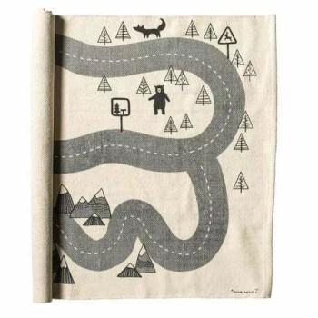 dywanik dzieciecy w ulice Bloomingville Mini