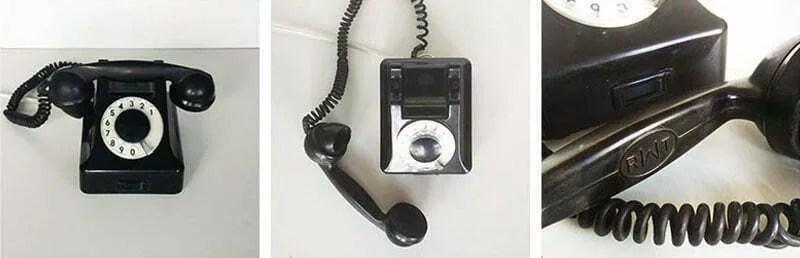 telefon PRL RWT CB-49