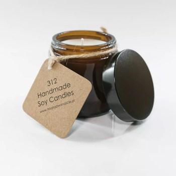 zapachowa świeca sojowa do wnętrz