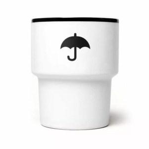 kubek mamsam czarny parasol