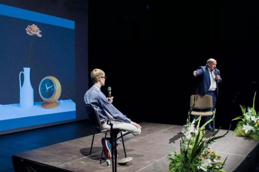 """Wykłąd Janek Rygiel i Jan Szymański """"It's All about Watches"""""""