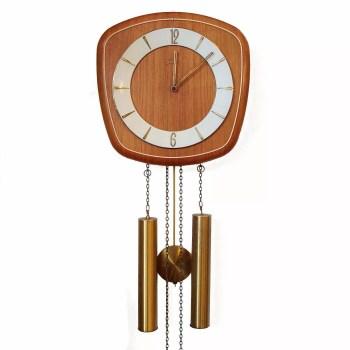 Zegar wiszący junghans lata 60te