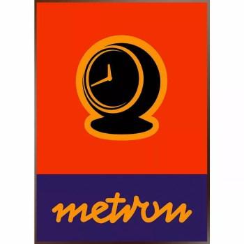 plakat Metron Kula