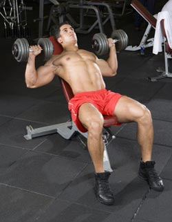 Upper Chest Workout Look Like An Athlete