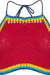 Top Crochet Isla - Amaro