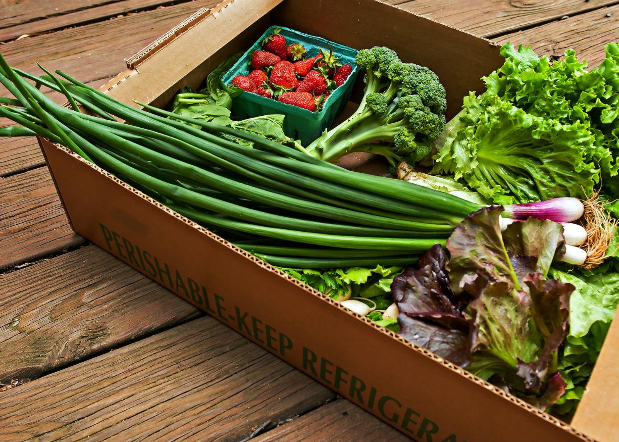 Fresh Food Your Door