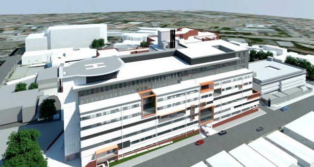 Spitalul Regional de Urgență Iași, mai aproape de realizare. Au fost aprobați indicatorii tehnico –economici